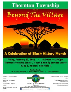 Beyond the Village Black History 2015